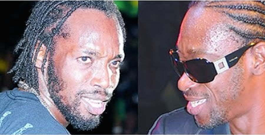 Mavado and Bounty Killer