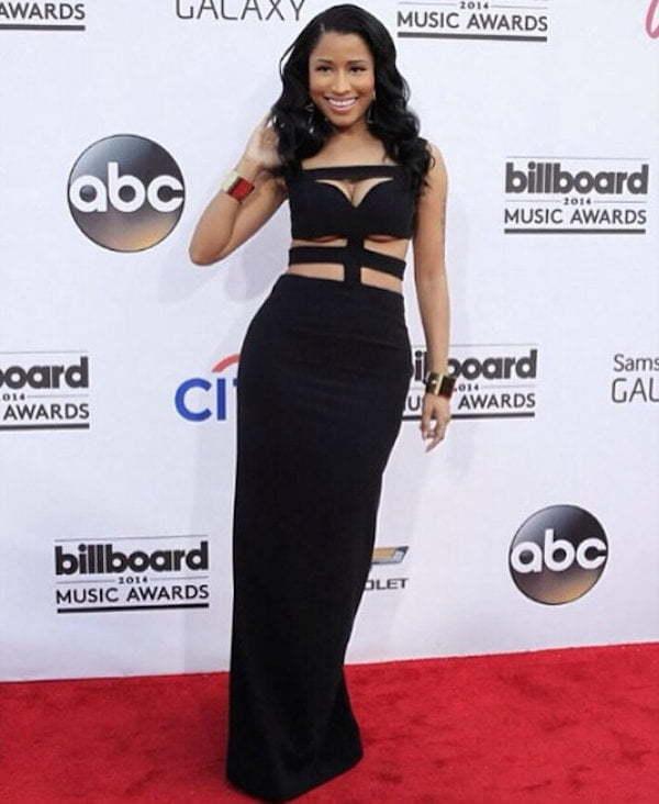 Nicki Minaj BBM Awards 3