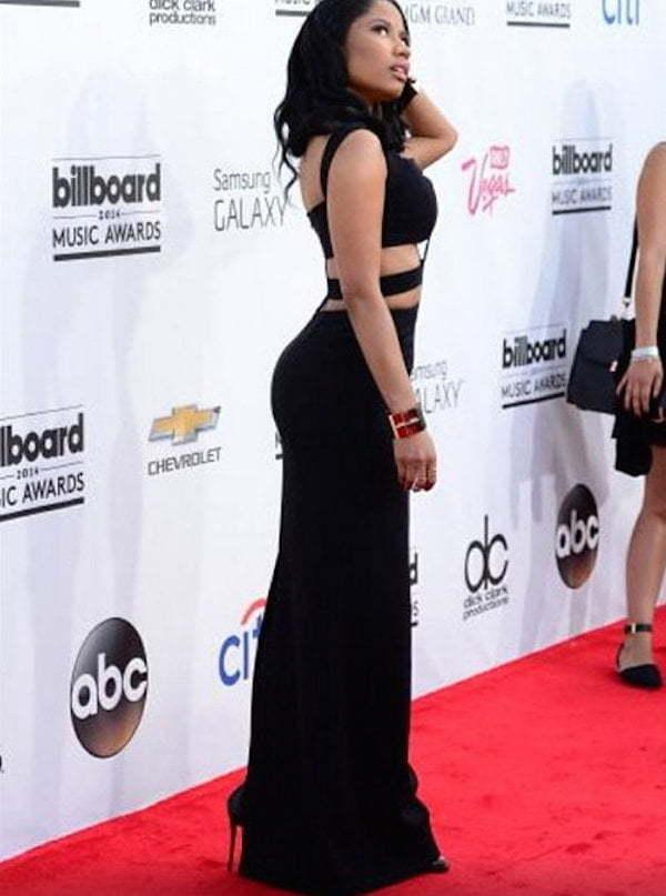 Nicki Minaj BBM Awards 7