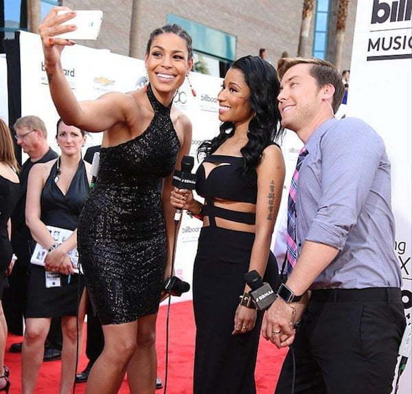 Nicki Minaj Jordin Sparks BBM Awards