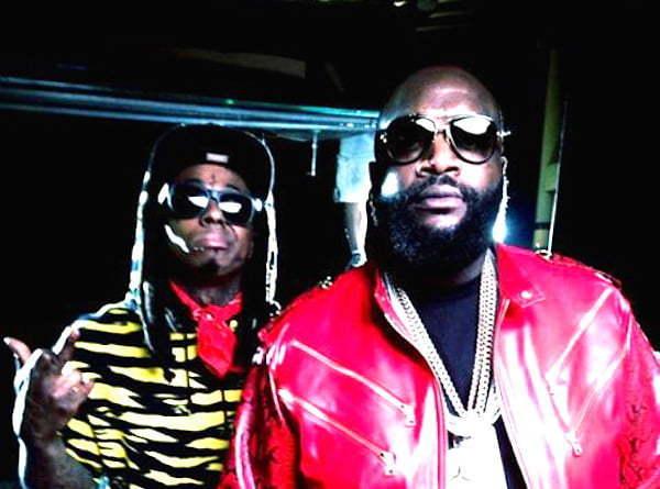 Rick Ross and Lil Wayne