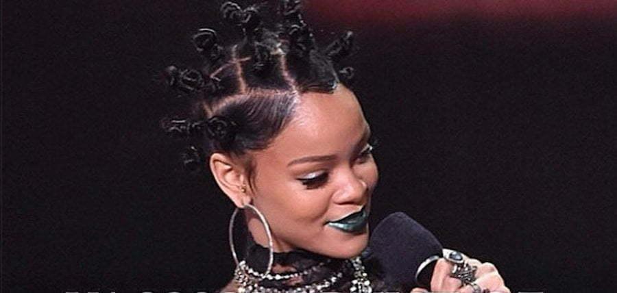 Rihanna Artist of the Year award