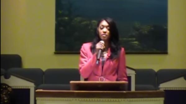 RHOA Porsha Williams Evangelist Rant About Homosexuals [VIDEO]