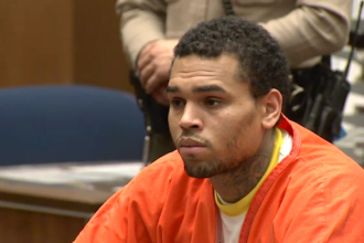 Chris Brown Sentenced To 1 Year In Jail For Probation Violation