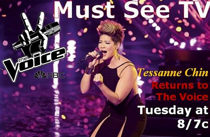 Tessanne Chin The Voice season 6