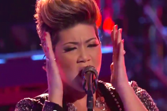 """The Voice: Tessanne Chin Performed """"Everything Reminds Me Of You"""""""