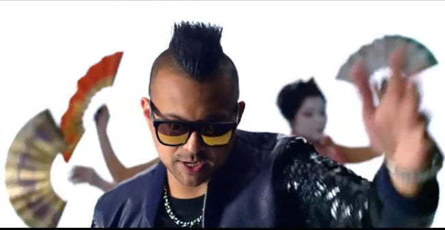 Sean Paul come on to me