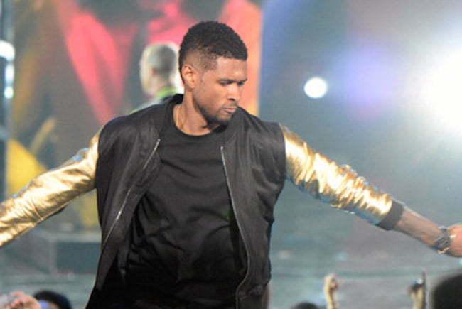 Usher MJ iheartradio awards