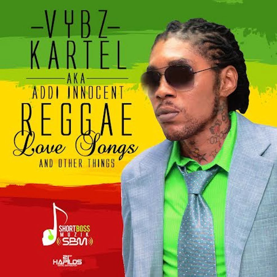 Vybz Kartel Reggae Love Songs and Other Things