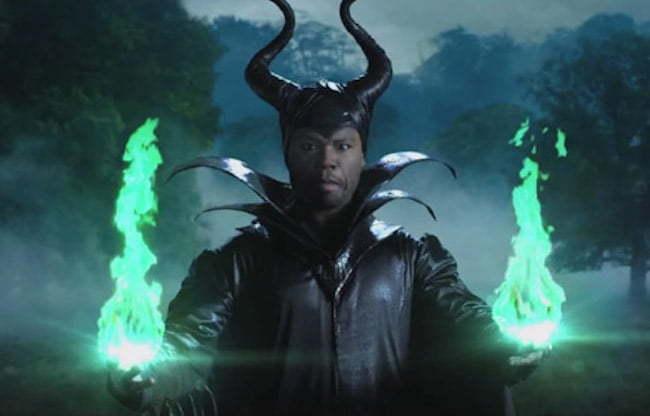 50 Cent Parody 'Maleficent' On Jimmy Kimmel Live [VIDEO ...  50 Cent Parody ...