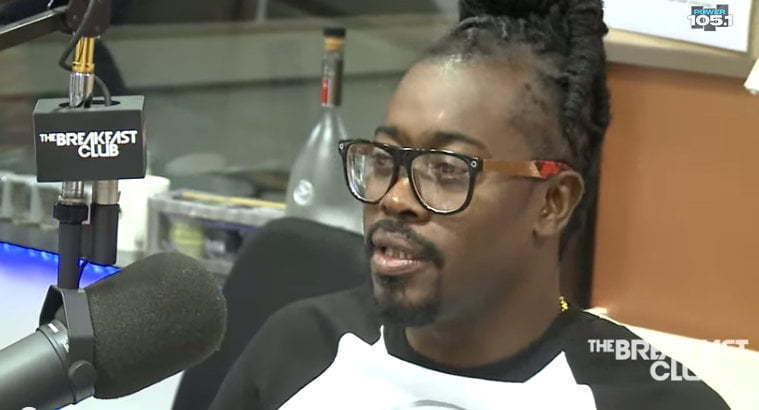 Beenie Man Breakfast club