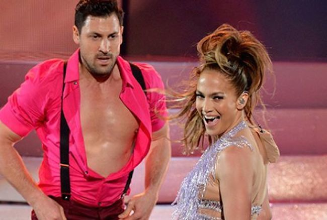Chmerkovskiy and JLO