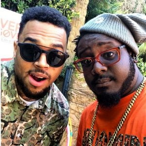 Chris Brown T-Pain