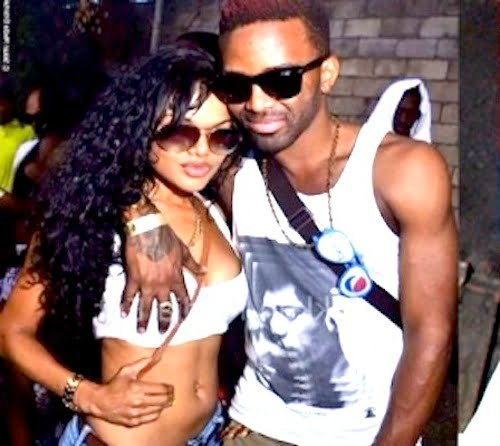 Konshens fiance photo