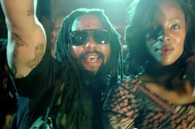 Ky-Mani Marley Get High