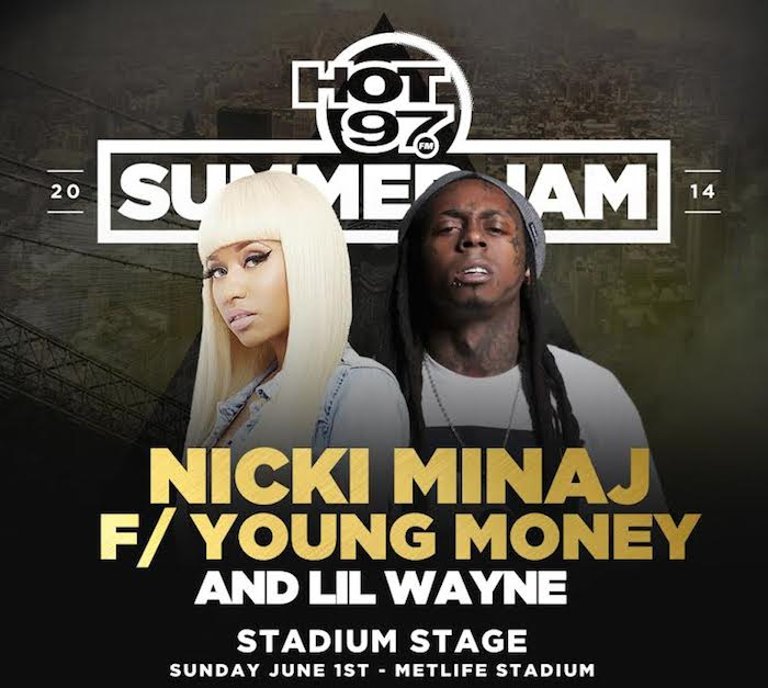 Nicki Minaj Lil Wayne Summer Jam