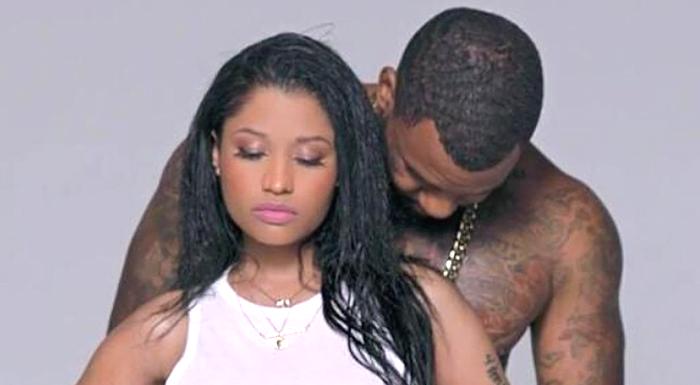 Nicki Minaj The Game Pills Potions