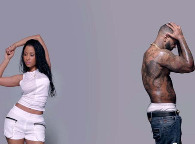 Nicki Minaj and The Game Pills N Potions