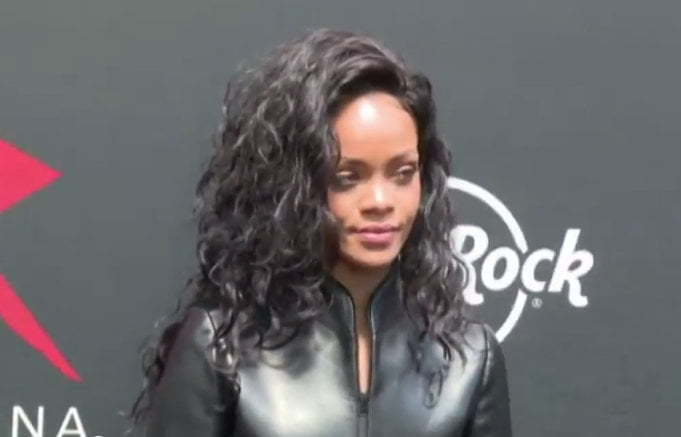 Rihanna Hard Rock