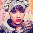 Rihanna Harpers Bizaar Arabia 1