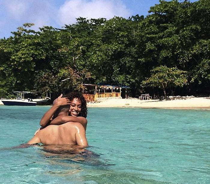 Solange Jamaica photo