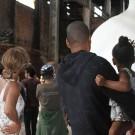 Beyonce JayZ family photo