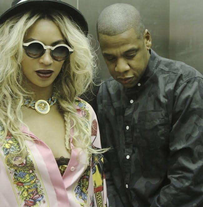 Beyonce and Jay Z 2015