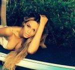 Beyonce surf board