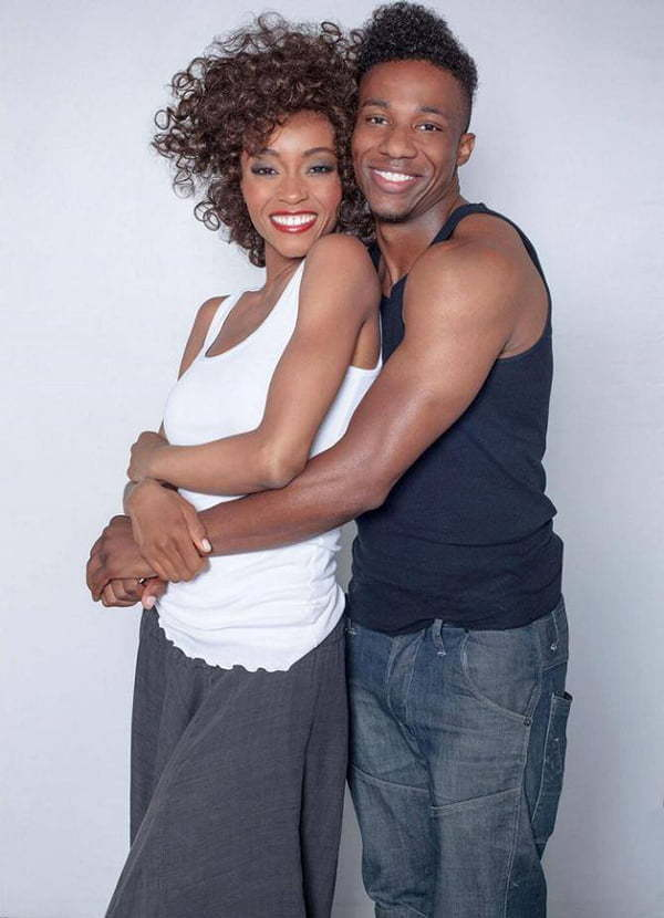 Bobby and Whitney Houston Biopic