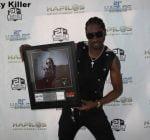 Bounty Killer Award