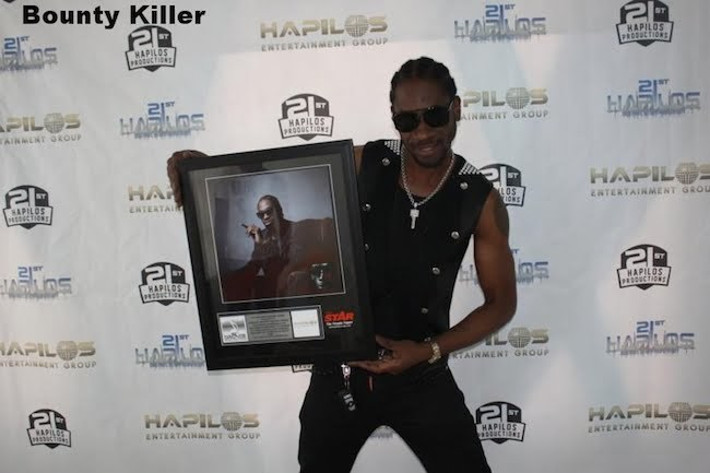 Bounty Killer Award
