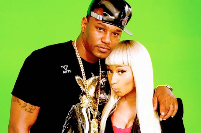 Camron and Nicki Minaj