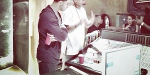 Chris Brown & Drake Back In The Studio Making Song About Rihanna