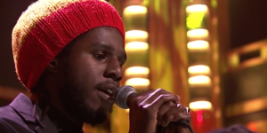 "Chronixx ""Here Comes Trouble"" On Tonight Show With Jimmy Fallon [Full Video]"