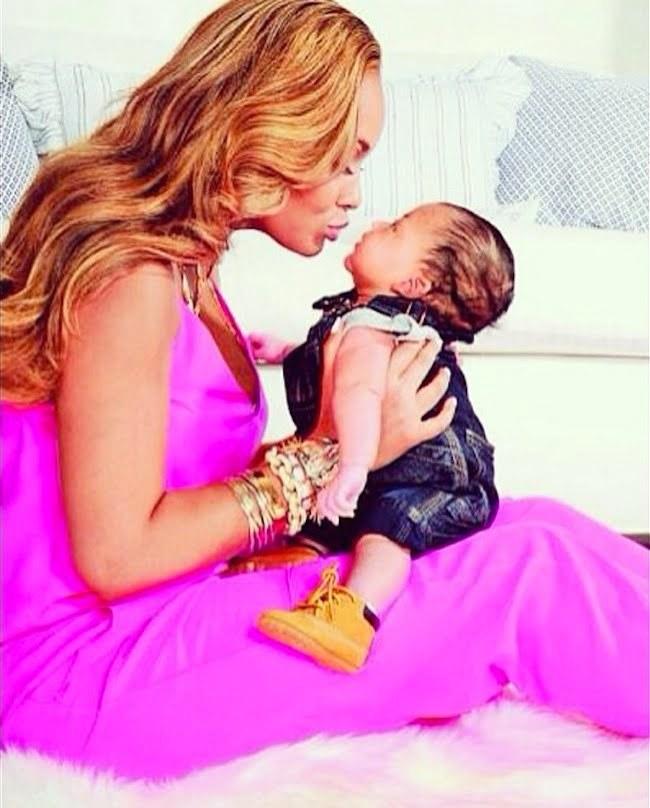 Evelyn Lozada baby boy