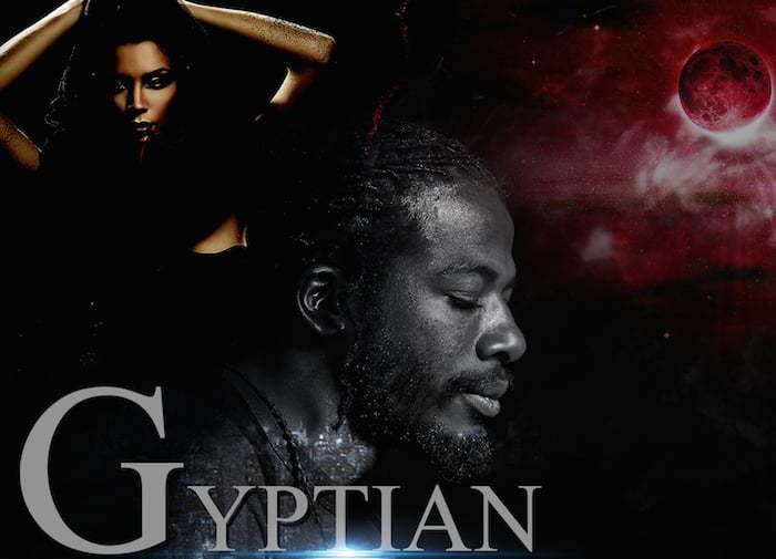 GYPTIAN Dagger thru my heart cover