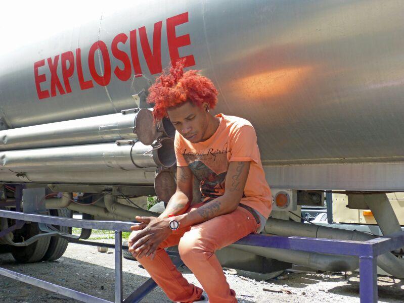 Gage dancehall artist