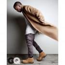 Kanye West GQ 1