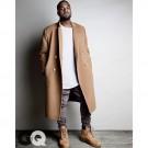 Kanye West GQ 2