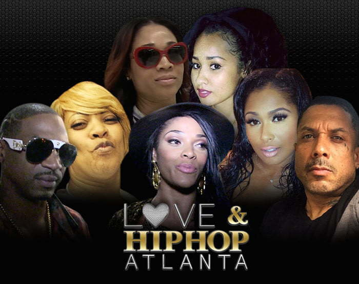 Love and Hip Hop- Atlanta