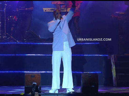 Mr Vegas Reggae Sumfest 2014