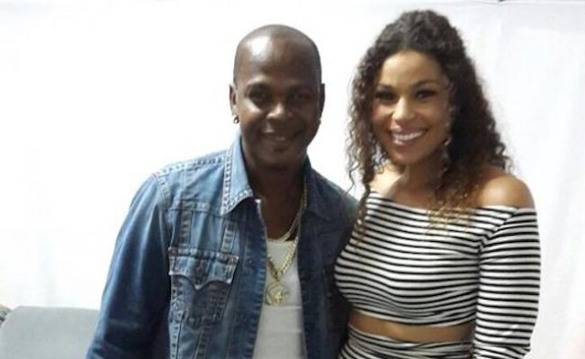 Mr. Vegas, Jason Derula, Jordin Sparks Backstage Reggae Sumfest [PHOTO]