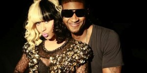 "Listen: Usher & Nicki Minaj ""She Came To Give It To You"""