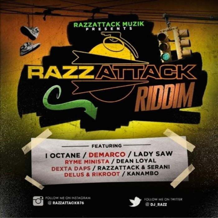 Razz Attack Riddim