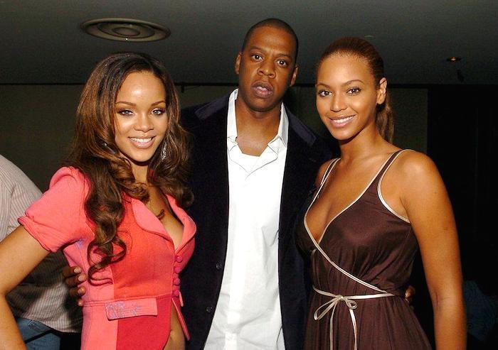 Rihanna Bey jayz