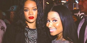 Rihanna New Album To Feature Drake, Nicki Minaj