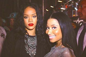 Rihanna New Album To Feature Drake, Nicki Minaj