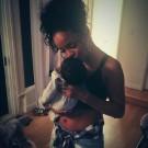 Rihanna baby niece 6