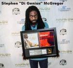 Stephen Di Genius McGregor