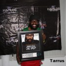 Tarrus Riley Award